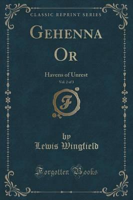 Gehenna Or, Vol. 2 o...