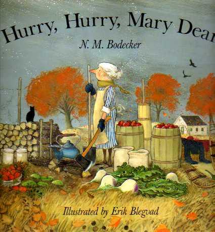 Hurry Hurry Mary Dea...