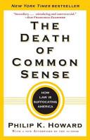 The Death of Common Sense