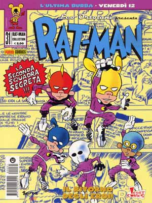 Rat-Man Collection n.31