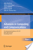 Advances in Computing and Communications, Part III