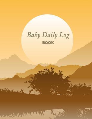 Baby Daily Log Book