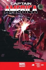 Captain America Vol.7 #9