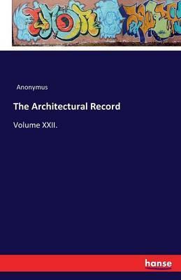 The Architectural Record