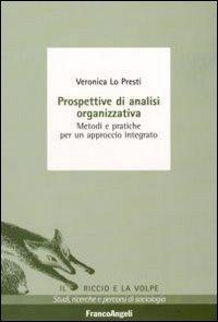 Prospettive di analisi organizzativa. Metodi e pratiche per un approccio integrato