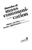Theories of mass communication