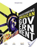 e-Study Guide for: Understanding American Government by Susan Welch, ISBN 9780495910503
