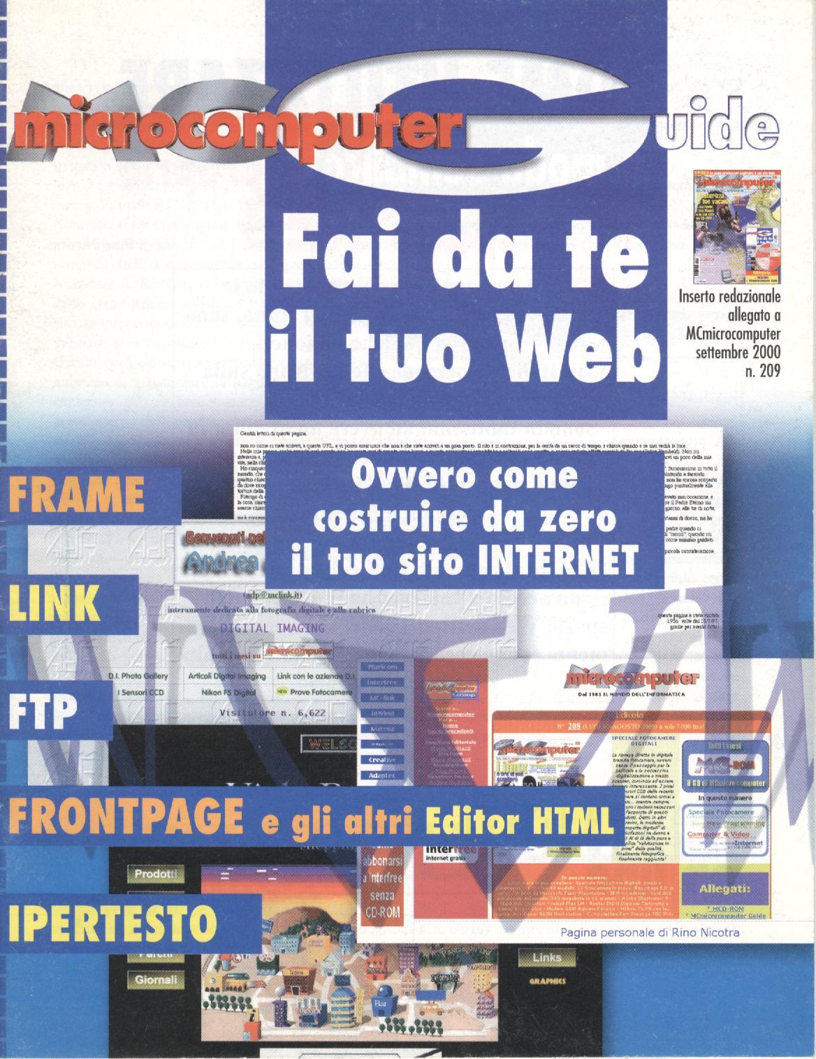 Fai da te il tuo WEB