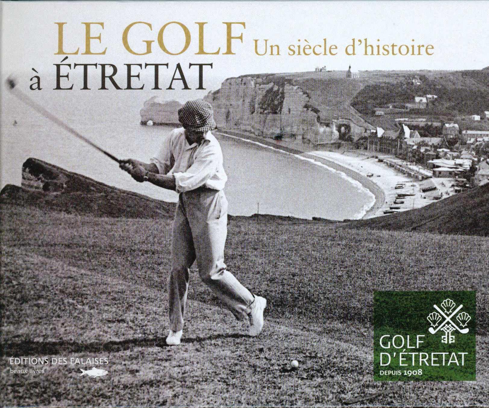 Le golf à Étretat