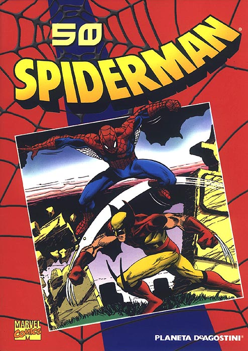 Coleccionable Spiderman Vol.1 #50 (de 50)