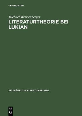 Literaturtheorie Bei Lukian