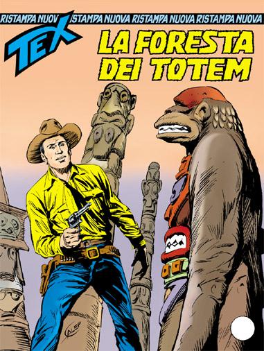 Tex Nuova Ristampa n. 221