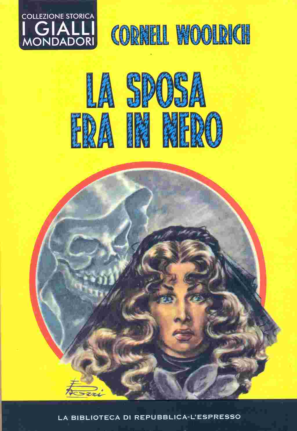 La sposa era in nero