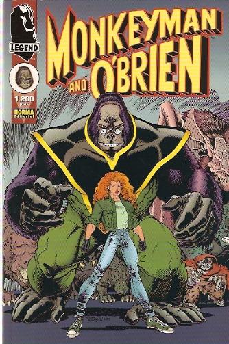 Monkeyman and O'Brien