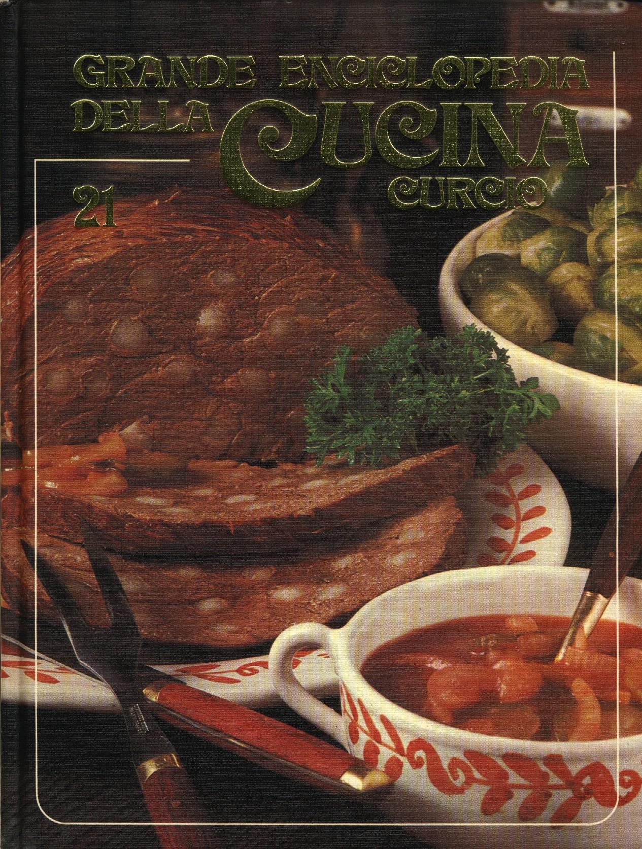 Grande Enciclopedia della Cucina Vol. 21 (spa-syl)