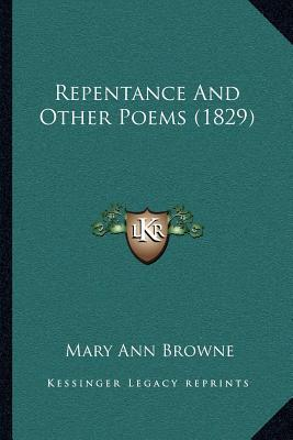 Repentance and Other Poems (1829)
