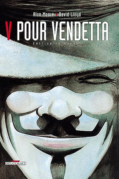 V pour Vendetta, l'intégrale