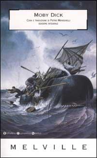 Moby Dick ovvero la Balena