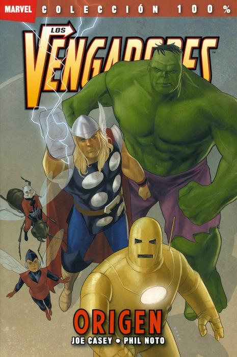 100% Marvel: Los Vengadores