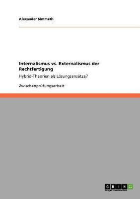 Internalismus vs. Externalismus der Rechtfertigung