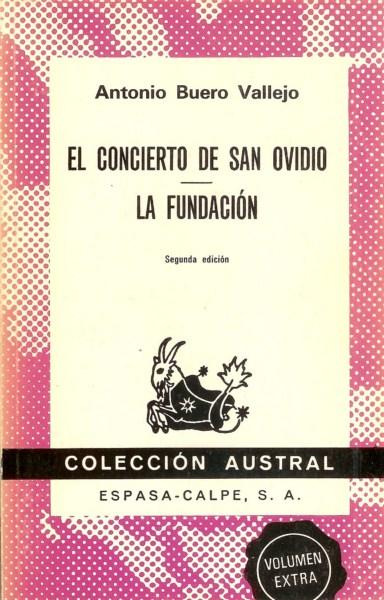 El concierto de San Ovidio. La fundación