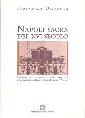 Napoli sacra del XVI secolo