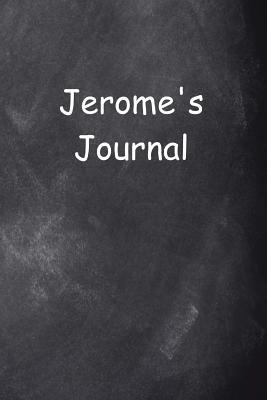 Jerome Personalized Name Journal Custom Name Gift Idea Jerome