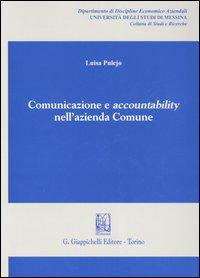 Comunicazione e accountability nell'azienda Comune