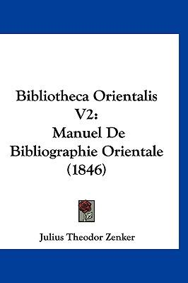 Bibliotheca Orientalis V2