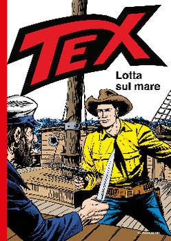 Tex: Lotta sul mare
