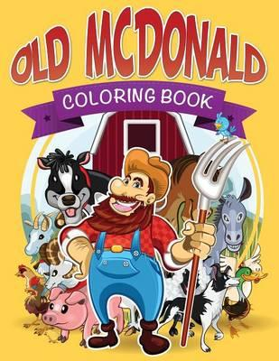 Old McDonald Coloring Book