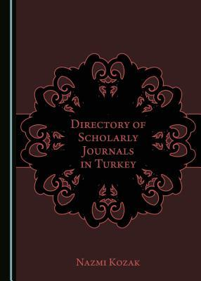 Directory of Scholarly Journals in Turkey