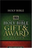 King James Gift and Award Bible