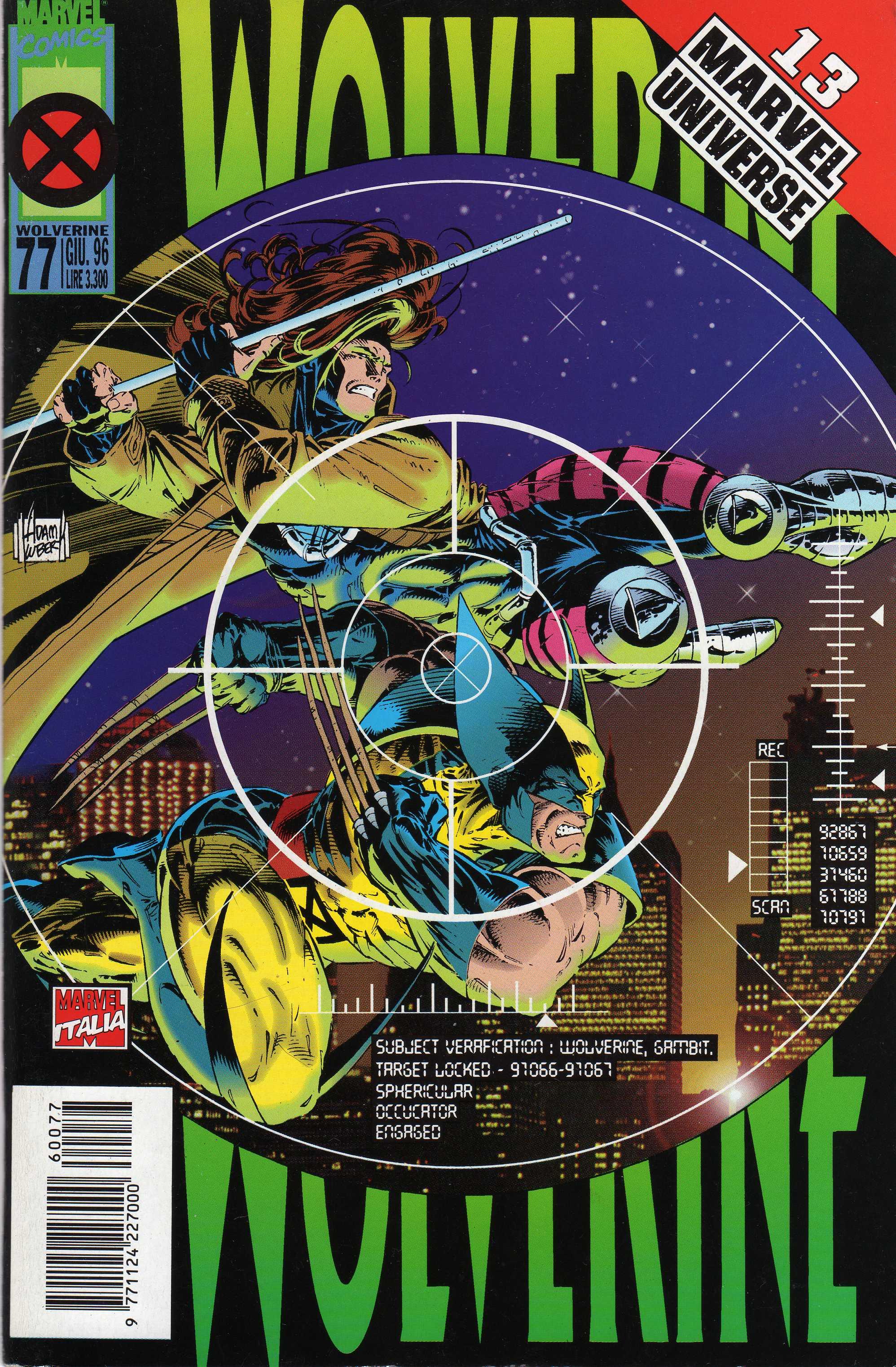 Wolverine n. 77