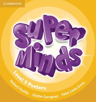 Super Minds. Level 5. Posters (10)
