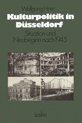 Kulturpolitik in Dusseldorf