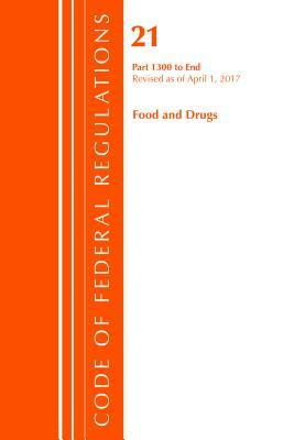 Code of Federal Regulations, Title 21 - Food and Drugs, 1300-end