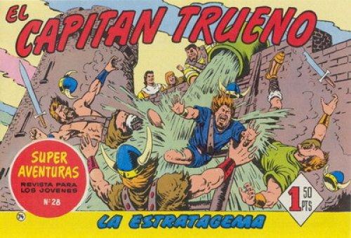 El Capitán Trueno #74
