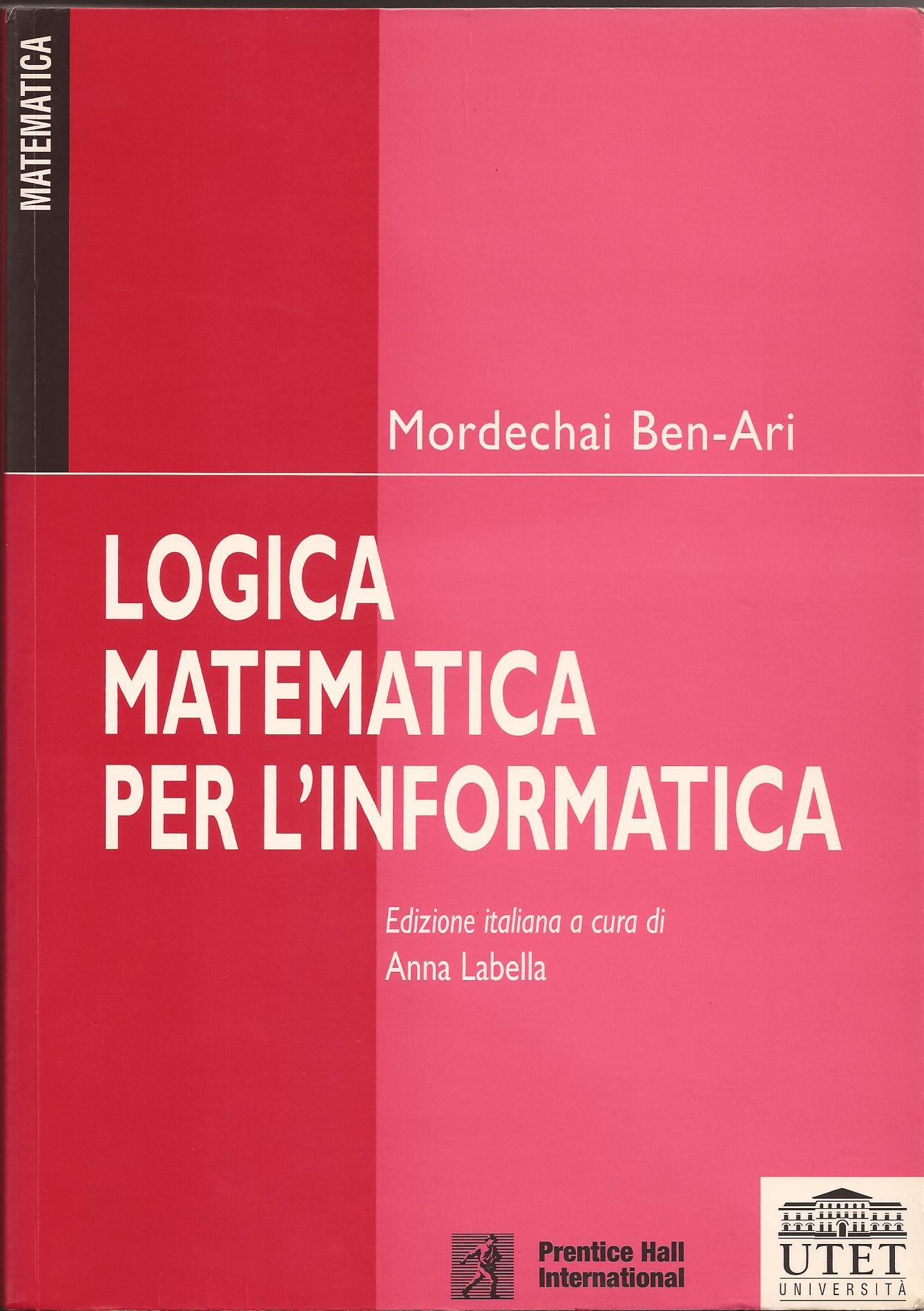 Logica matematica per l'informatica