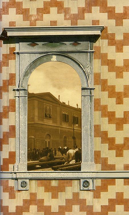 Francesco Parisi casa di spedizioni 1807-2007: duecento anni tra economia e storia