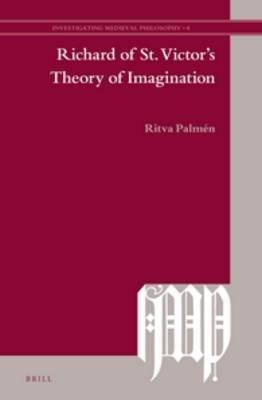 Richard of St. Victor's Theory of Imagination