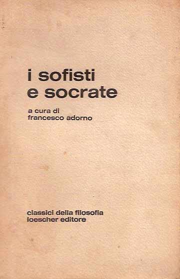 I sofisti e Socrate
