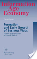 Formation and Early Growth of Business Webs