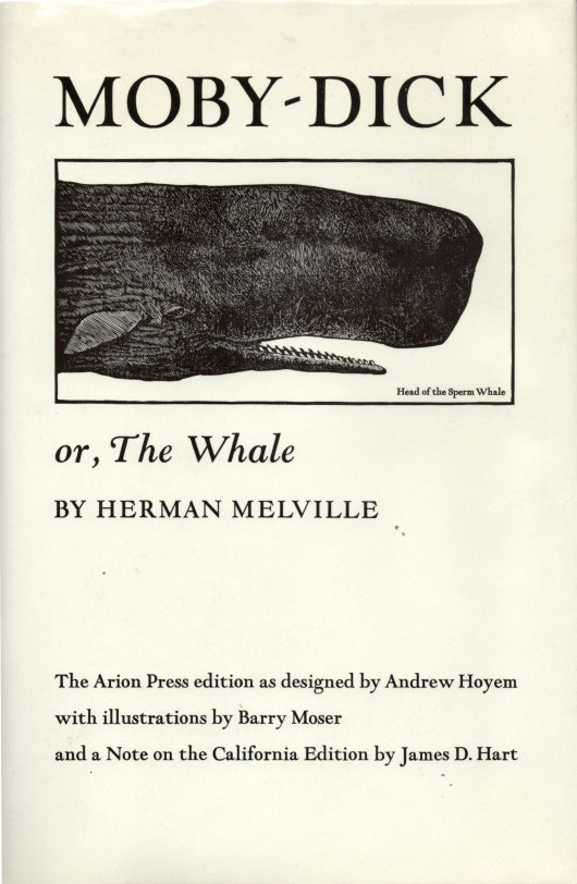 Moby-Dick Or, the Wh...