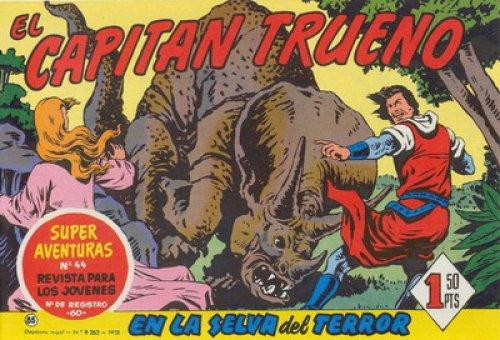 El Capitán Trueno #85