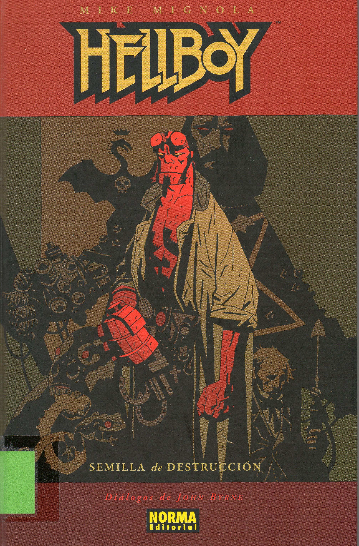Hellboy #1
