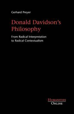 Donald Davidson's Philosophy