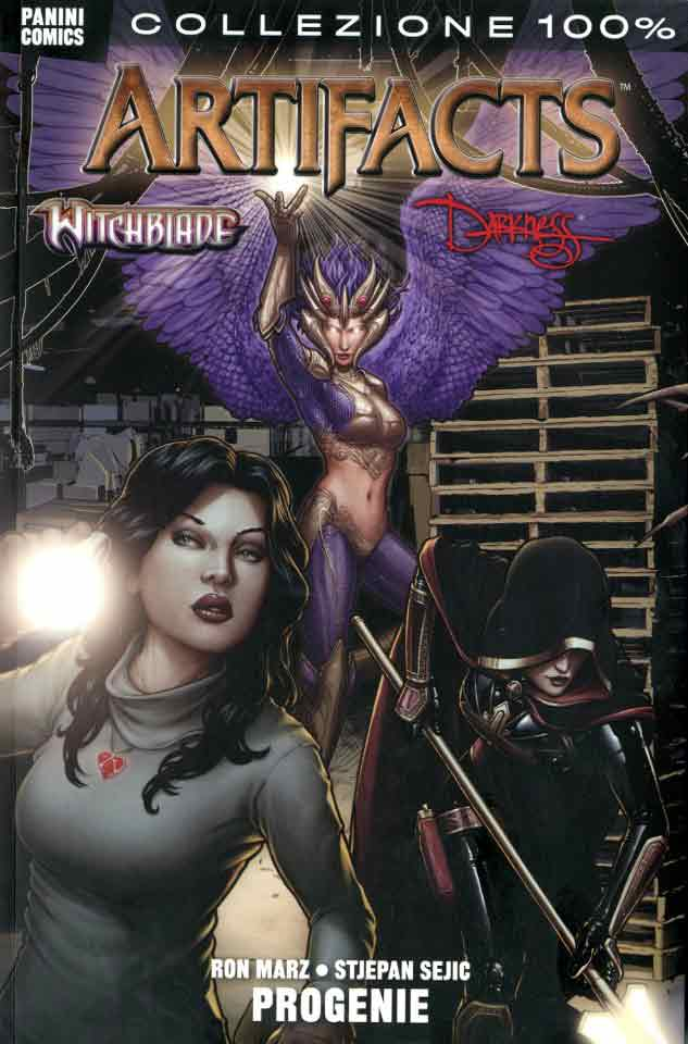 Artifacts - Witchblade - Darkness
