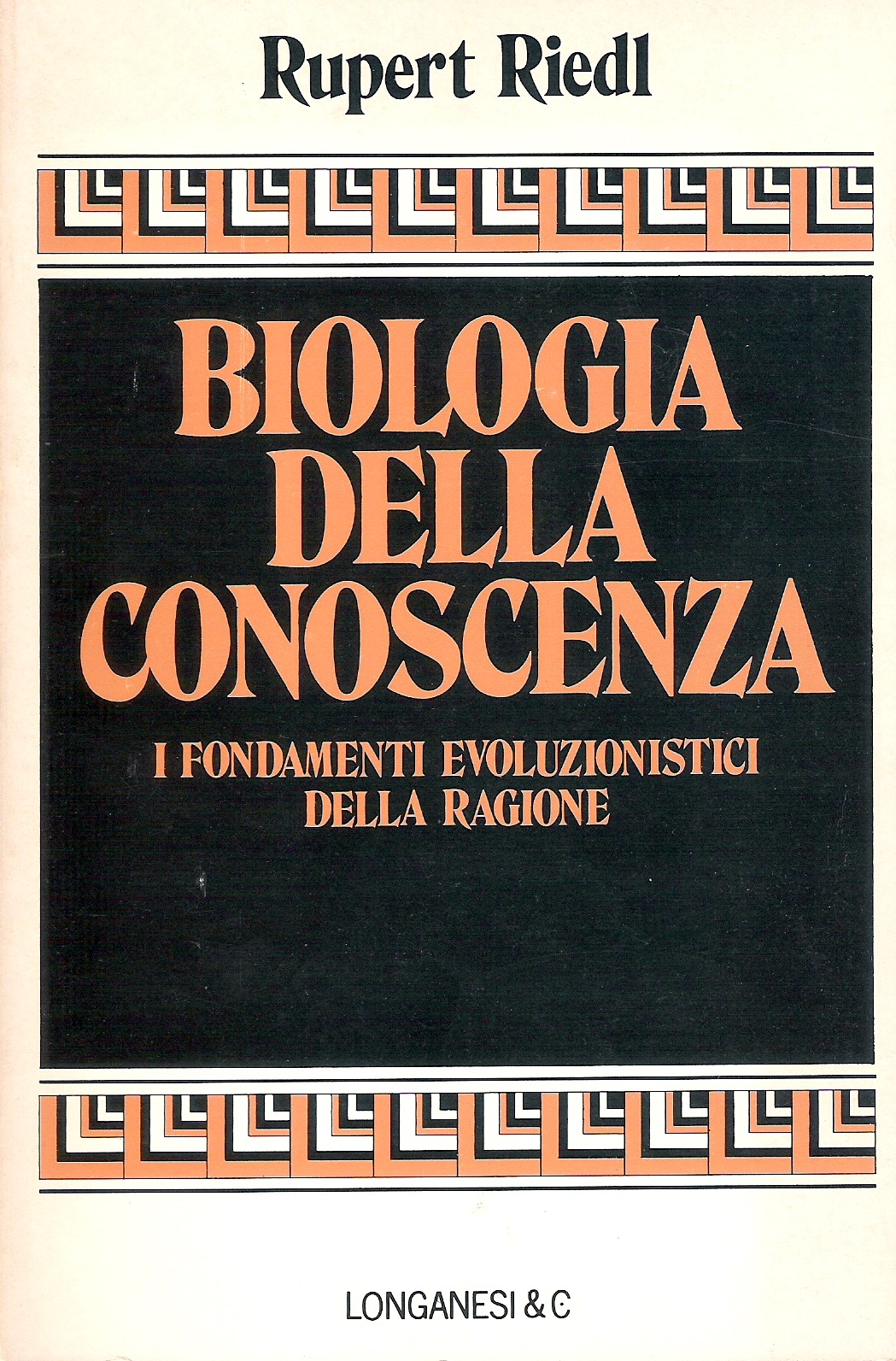 Biologia della conoscenza