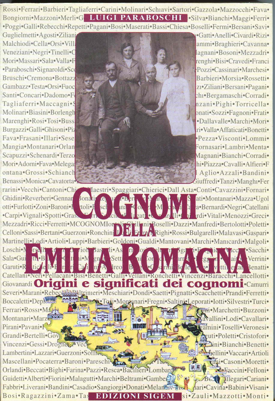 Cognomi della Emilia Romagna